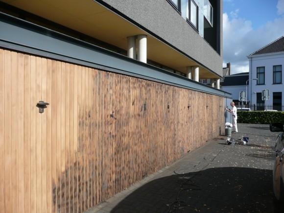 VvE-Pontplein Tilburg bezig